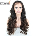 Grade 7A Brazilian Human Hair Estension Body Wave Natural Color Unprocessed Brazilian Virgin Hair full lace wigs