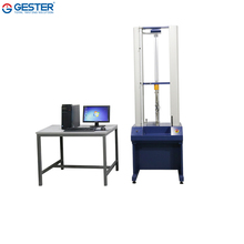 Computerized Universal Testing Machine GESTER Tensile Compressive Strength Testing Machine