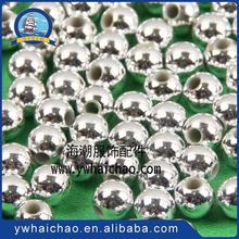 Latest super quality plastic beads diamond shape with good offer