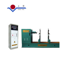 2017 Table fan blade balancing machine from professional manufacturer
