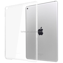 High Quality Ultra Thin Hard Clear Back Case For Ipad 6 For Ipad Air 2