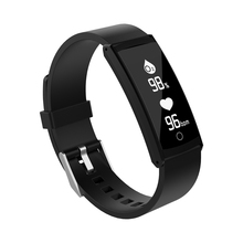 S6 smart wirstband for smartphone gadget with IP68 waterproof Breathing rate,Blood pressure,Shake photograph