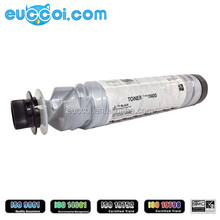 black TYPE 1140D TYPE 1220D 888086 8888087 recycled copy toner for Ricoh Aficio 1015/1018 Aficio 1018D/1113 mulfunction copier
