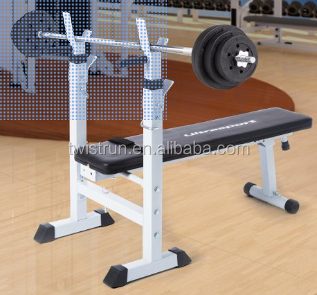 Home use not used weight bench for sale Hantelbank mit ablage with high quality