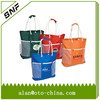 Seaside Rope Handle Promotion Polyester Beach Tote Bag