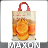 for supermarket with logo free design plastic bags for shopper,plastic bag