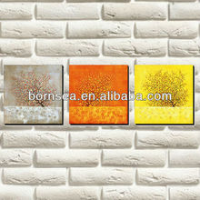 fashionable color style elegance life modern wall oil painting