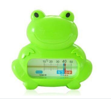 Animal shape digital baby bath thermometer