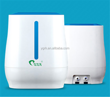 Home Water purifier with 7 core filters effectively remove suspended sediment, bacteria