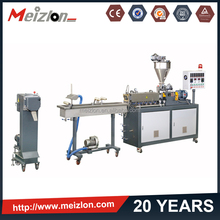 PET bottles flakes scraps granulating pelleting line/ pallet granula Extruding Line/small plastic products making machine