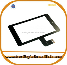 For Asus Memo Pad ME173X ME173 K00B outer glass panel touch screen digitizer