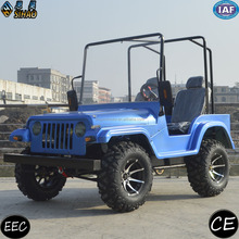 high quality 200cc mini jeep willys go kart
