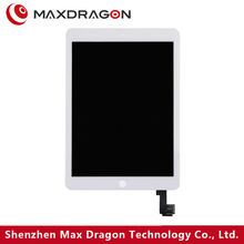 low price china tablet lcd screen for ipad air 2 lcd display and digitizer touch screen assembly