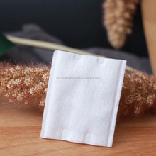 Europe OEM disposable lint free organic cotton pads High Quality Durable Using Various Promotional Top Quality Soft Cotton Pad P