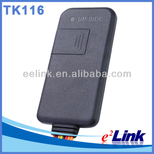Anti theft vehicle gps tracker TK116 Car Vehicle Anti-theft GPS GSM SMS GPRS Tracker