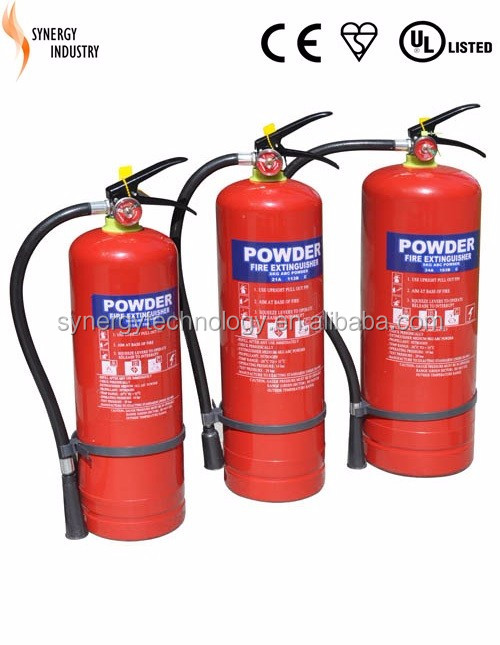 dry powder fire extinguisher parts