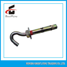 High strength Galvanized earth Europe sleeve anchor