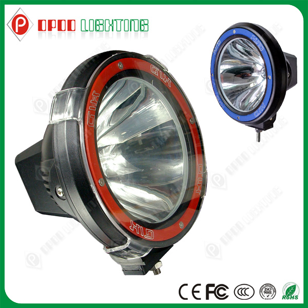 Most fashion Internal ballast 7 inch 35W/55W xenon hid spot light