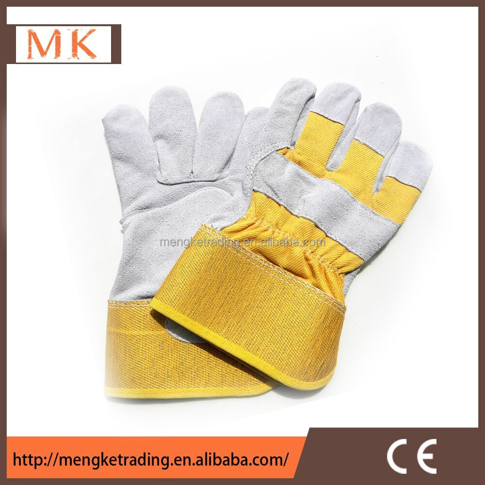 leather full palm glovers factory