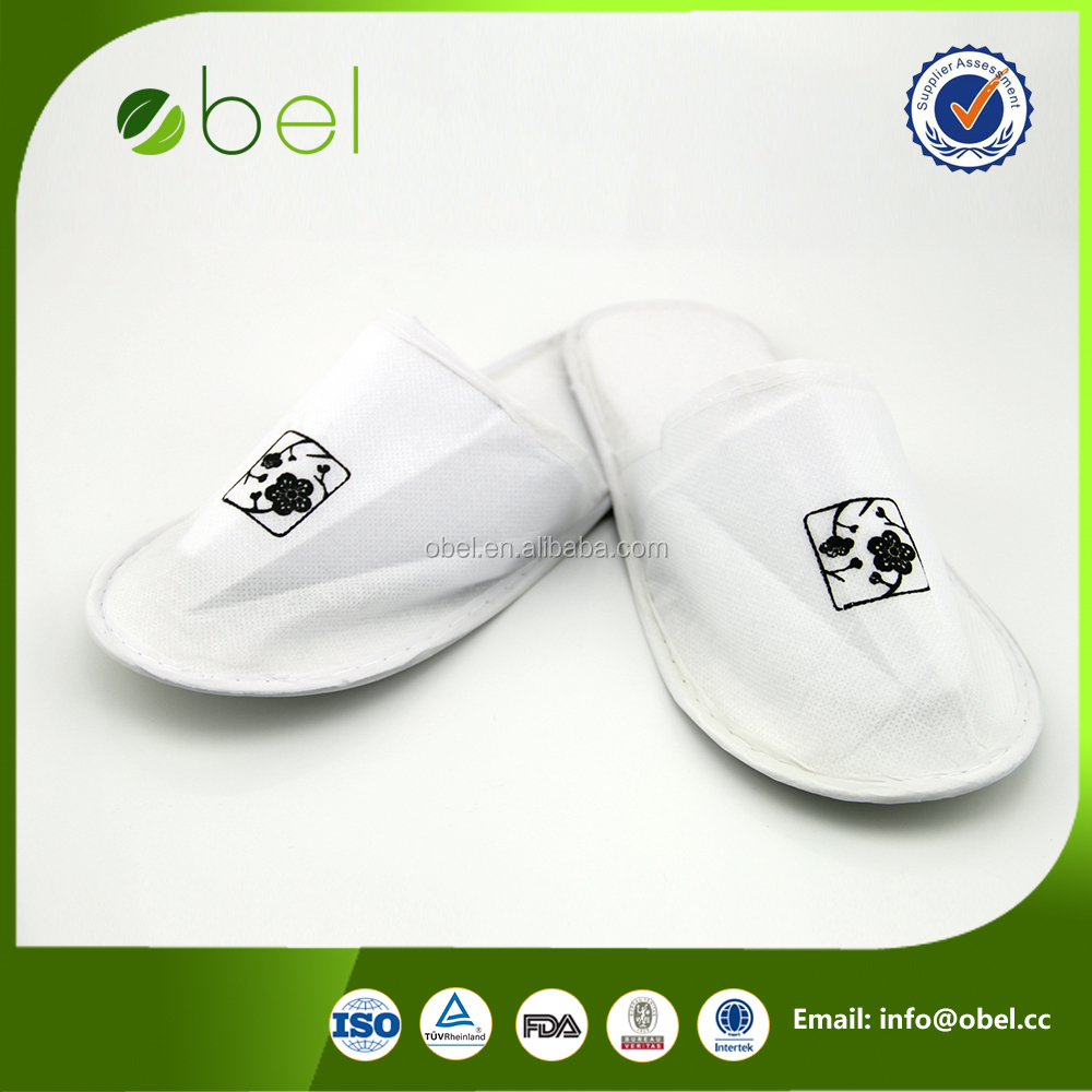 Good Quality Disposable wedding for guests slipper