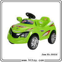popular simulation kid electric car ,RC ride on car for kids