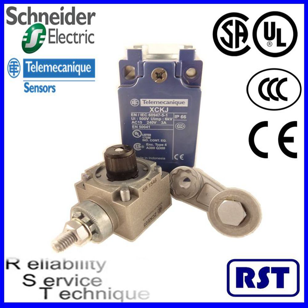 CE certificate Schneider Limit Switch
