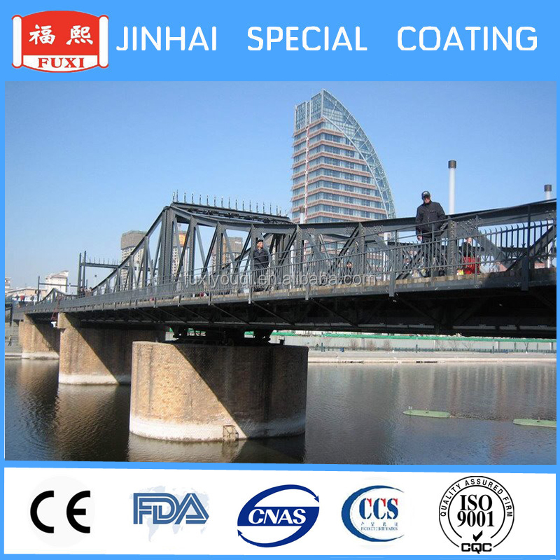 High Build Epoxy zinc rich anticorrosive primer paint industrial steel coatings