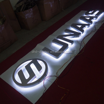Channel Letter Led Signs Backlit Led Channel Letters For Shop Billboard