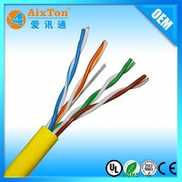 American best selling cat5 kabel UTP 500ft box cable cat5e
