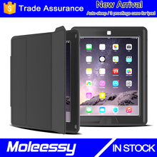 Magnetic Leather Ultra Slim Lightweight Stand Smart Flip Folio Case Cover for iPad 2/3/4 with Auto Wake / Sleep Feature