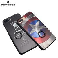 Phone accessories mobile , TPU PC ring holder case cover for mobile phone