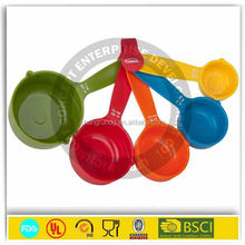 Silicone food ingredients measuring cup