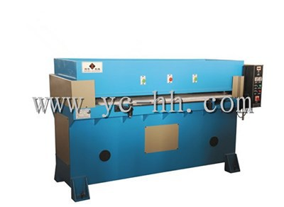 automatic cutting machine/automatic 4-column Hydraulic Die Cutting Machine