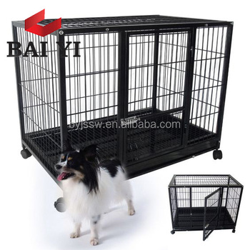 Dog Cage with Castor