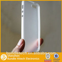 0.3mm ultra-thin case for apple iphone 5 5s,clear case for iphone 5s