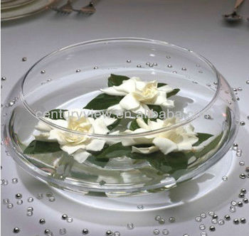 Large glass fish bowl wholesale for flower buy large for Fish bowls in bulk
