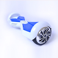White M1 500W Power Motor Smart Balance Wheel Electric Skate Scooter