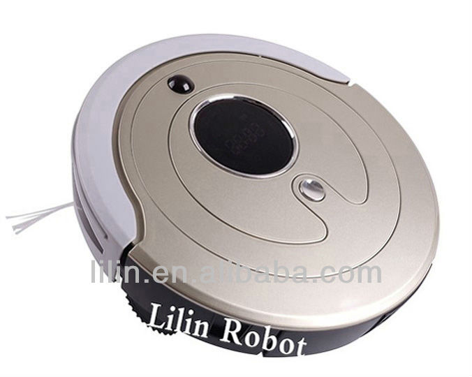 LL-D6601 Robotic vacuum, double side brushes