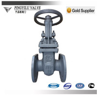 bolt bonnet gate valve seat ring made in china