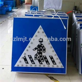 IP67 durable quality assured warning road safety signs