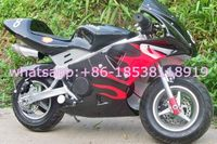 Small 4 stroke 49cc water cooled pocket bike