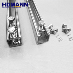 HDMANN Hot Dipped Galvanized Strut Channel Unistrut Sizes