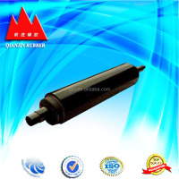 Pinch plate rubber roller
