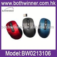 led light optical wireless mouse with nano receiver ro 68