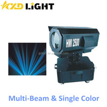 Hot sale 2500W sky rose light searchlight for sale