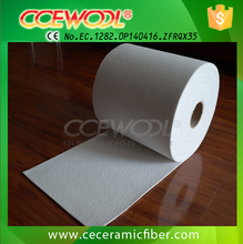 CCEWOOL insulation ceamic fiber paper for glass fusing