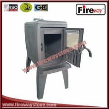 Cast Iron Material and freestanding fireplace Type sale wood burning stove