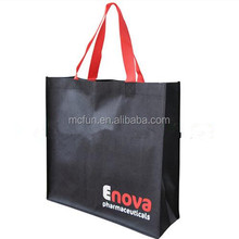 View larger image Laminated Non Woven Shopper Printed Tote Bags Laminated Non Woven Shopper Printed Tote Bags