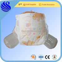 Free sample, High quality S cut elastic sleepy baby diapers export