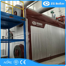 Textile, Paper, Food, Industry Used 1t/h light oil fired steam boiler